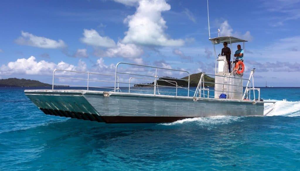 Barge BBPB